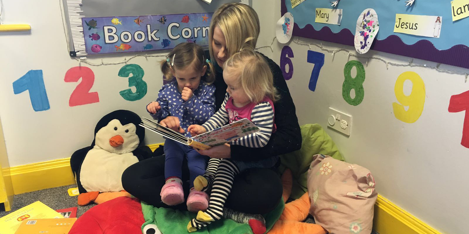about beaconsfield childcare
