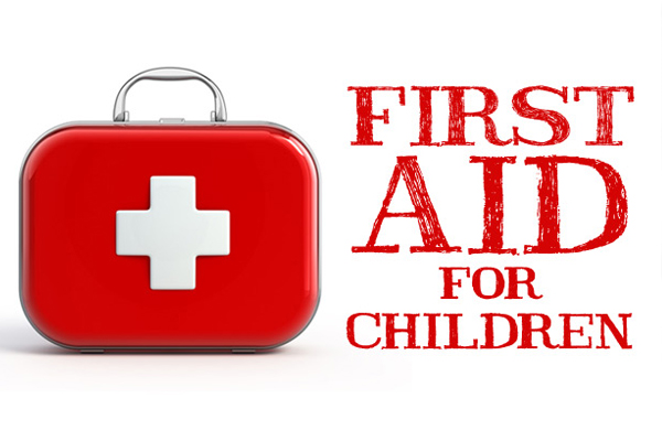 first aid for babies and children at beaconsfield