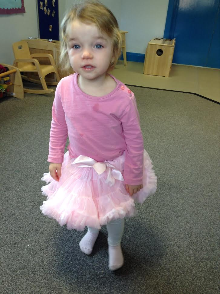 Ballet Day at Beaconsfield Childcare